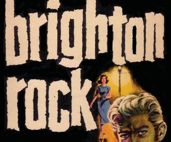 Brighton Rock book