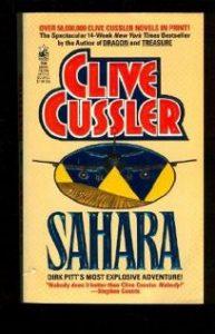 Sahara book