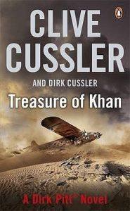 Treasure of Khan book