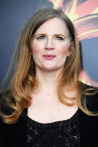 Suzanne Collins author